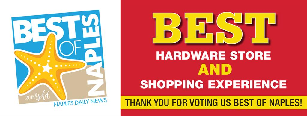Best Hardware Store and Shopping Experience