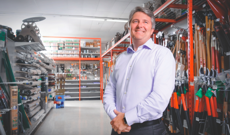 Sunshine Ace Hardware's Michael Wynn recognized as a top